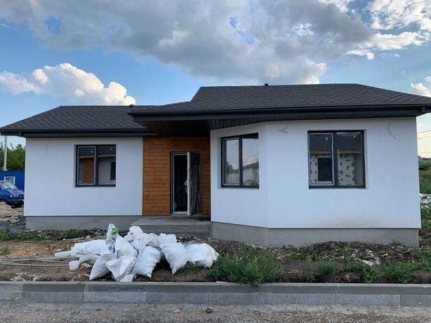 Продам дом, 75м2, с.Тарасовка. От застройщика.