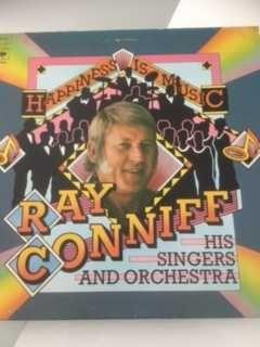 9 Discos Vinil Ray Conniff e outros
