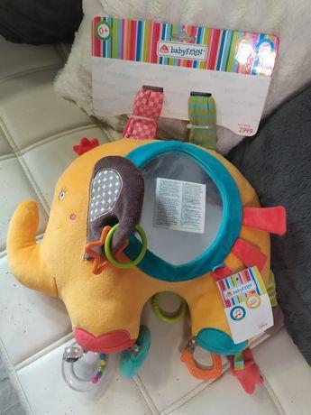 Подушка-игрушка музыкальная