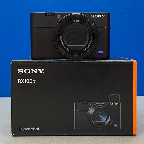 Sony Cyber-Shot DSC-RX100 V (20.1MP - 4K)
