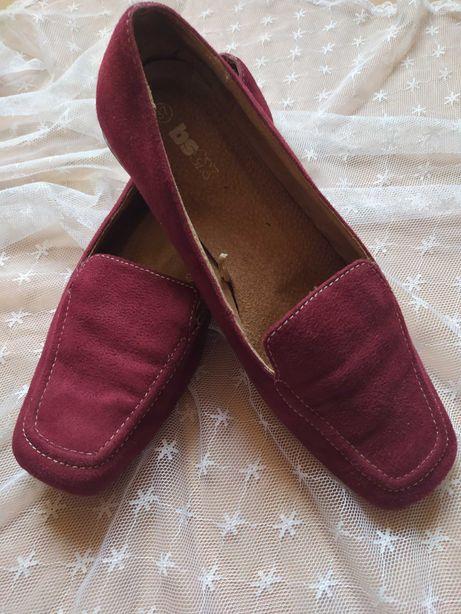 Туфли мокасины 37 р