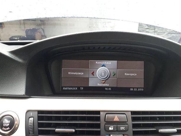 Polskie Menu BMW CCC CIC NBT E60 E90 F01 F10 Aktualizacje Map Mapy