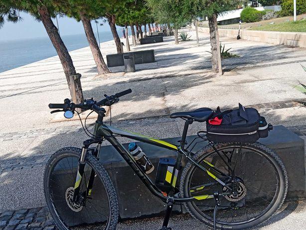E-bike focus whistler 2