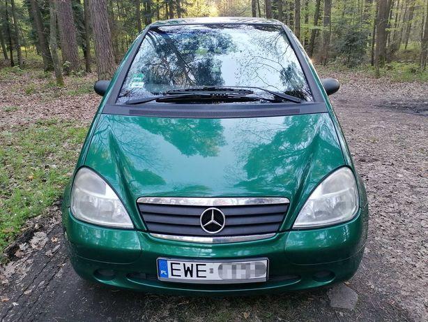 Okazja Mercedes A 140 benz.