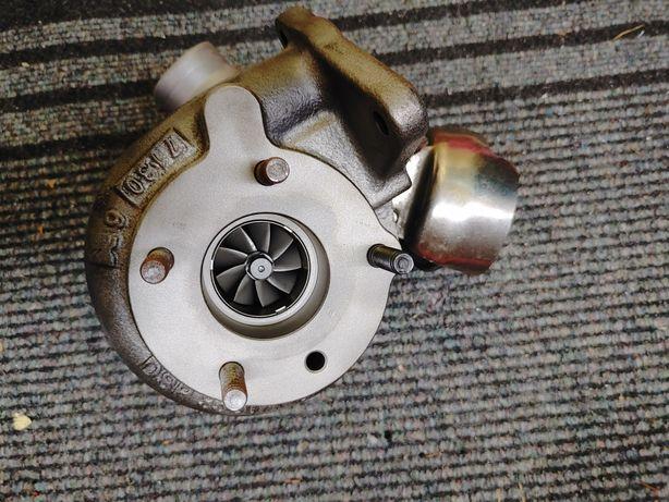 Turbosprężarka renault 1.5dci