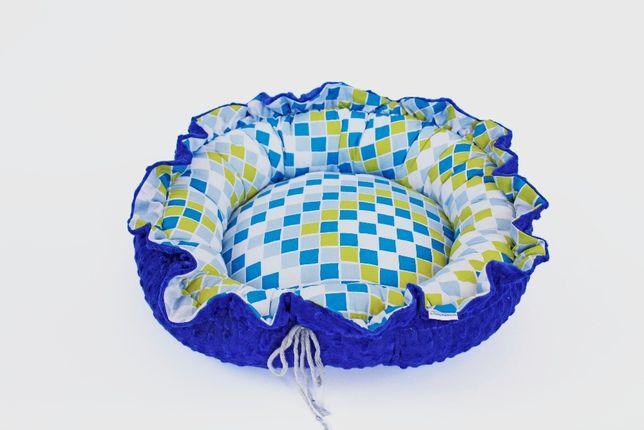 Legowisko / poduszka MEDUZA 60cm dwustronne dla Psa / Kota