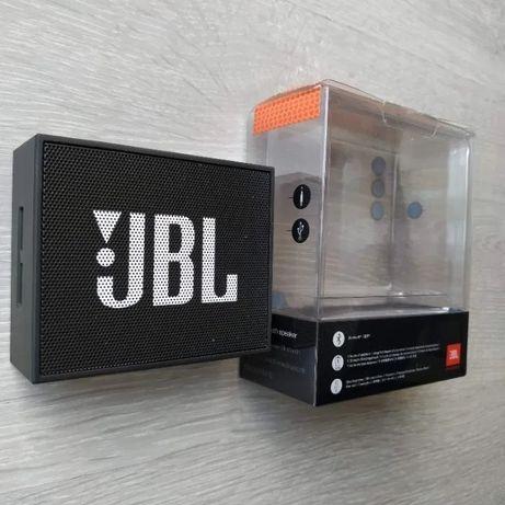 Coluna Portátil JBL GO Bluetooth 3W com microfone Preto - Novo