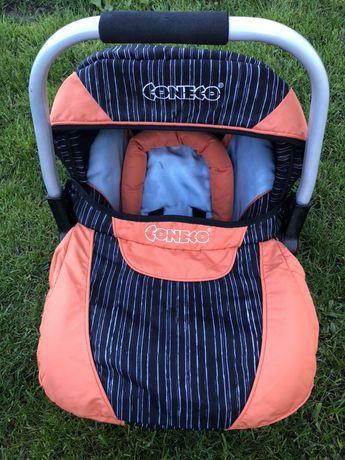 Coneco fotelik samochodowy dla dziecka 0-9kg