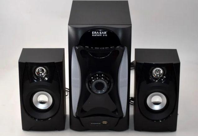 Аудио система колонка ERA EAR E-112 пульт