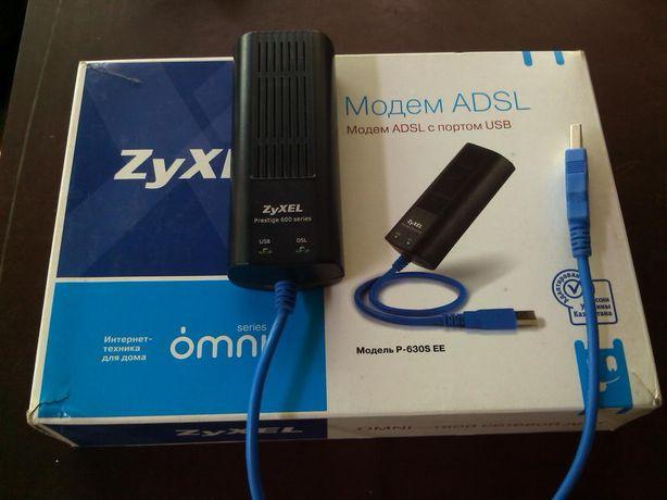Модем ADSL с портом USB P-630S EE