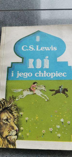 Koń i jego chłopiec Clive Levis