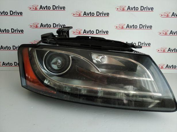 Правая фара Audi A5 USA Bi xenon 8T0941004AM Ауди А5 Америка 2008-2012
