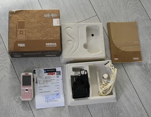 Nokia 7630 jak NOWA!