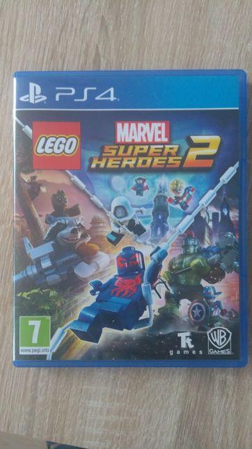 LEGO Marvel SuperHeroes 2 Dubbing PS4