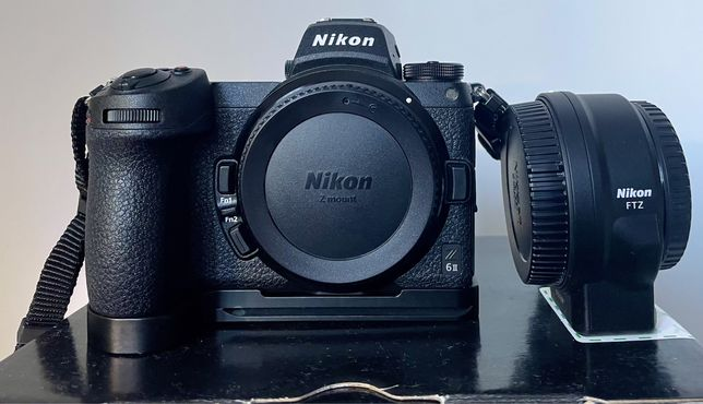 Nikon Z6 II + ftz