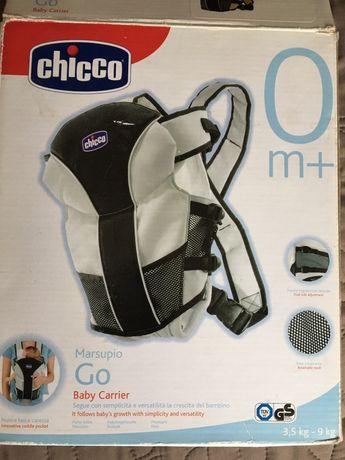 Рюкзак кенгуру Chicco Go