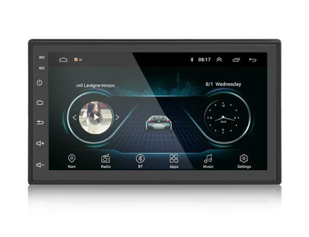 Rádio 2 DIN Android+RDS+GPS+WiFi+Kit mãos livres/Câmera (NOVOS)