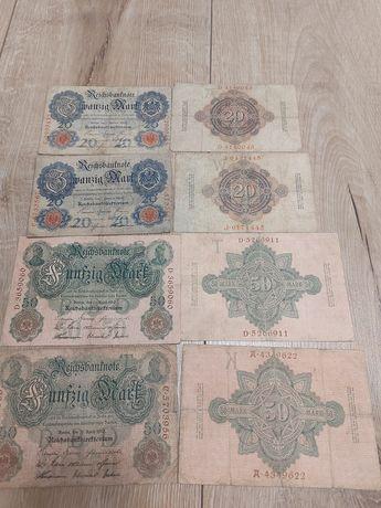 Kolekcje banknoty Niemcy