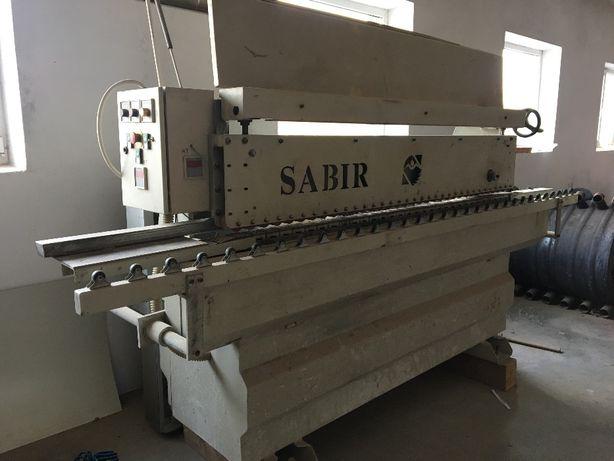 Пресс для постформинга Sabir