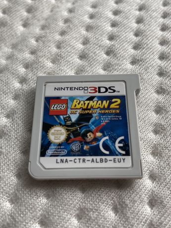 Gra Nintendo 3DS Lego Batman 2