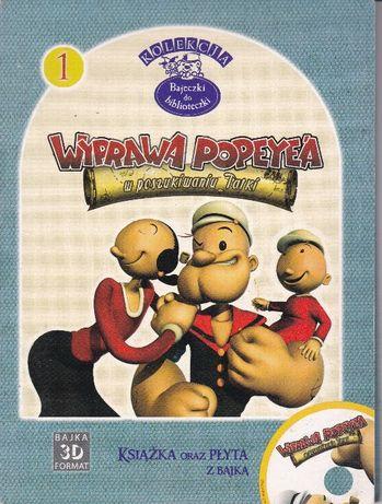 Wyprawa Popeyea W Poszukiwaniu Tatki DVD