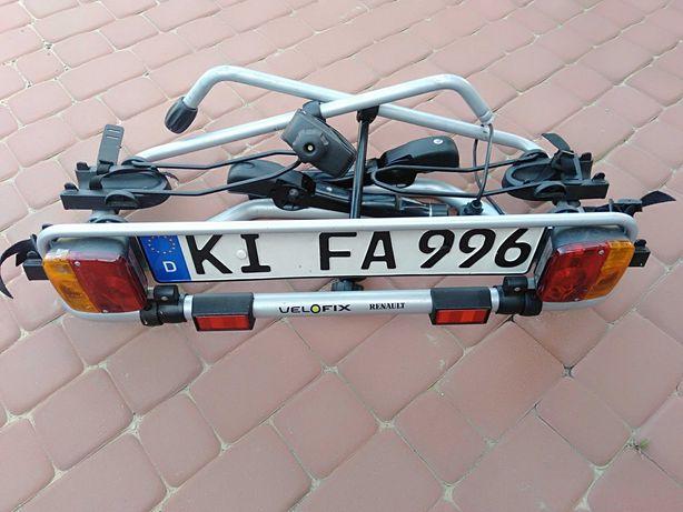 Renault Modus oryginalny bagażnik rowerowy