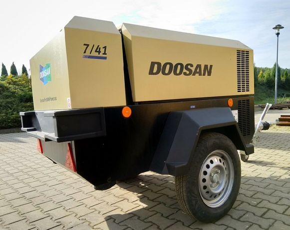 Kompresor sprężarka DOOSAN 4 m3/min