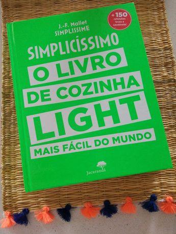 Livro Simplicíssimo livro de Cozinha Light NOVO