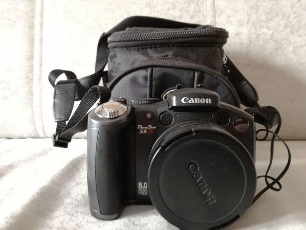 Sprzedam aparat cyfrowy canon Powershot S5 IS