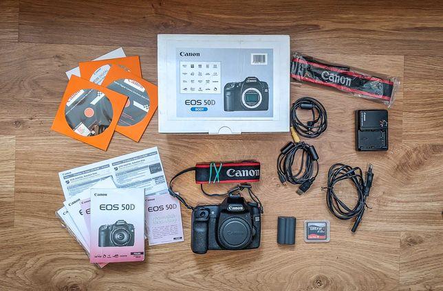 Canon || EOS 50D || Aparat Foto
