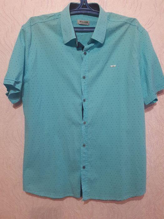 Продам мужские рубашки размер 52,54 Чигирин - изображение 1