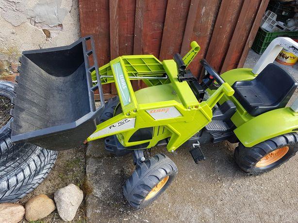 Traktor duży na pedały  Claas
