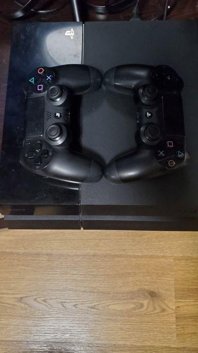 Ps4 fat на 1,5 Тб или на 500г. Доставка. Игра в подарок. PlayStation 4 Киев - изображение 1