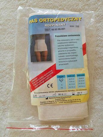 Pas ortopedyczny rozpinany szer. 300