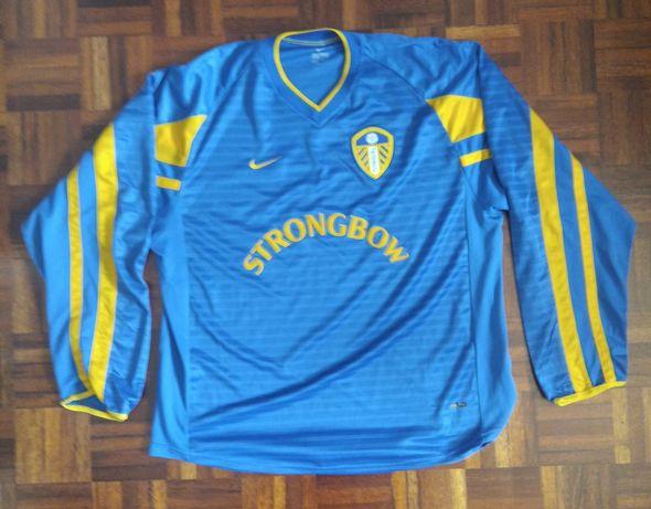 Camisola Leeds United