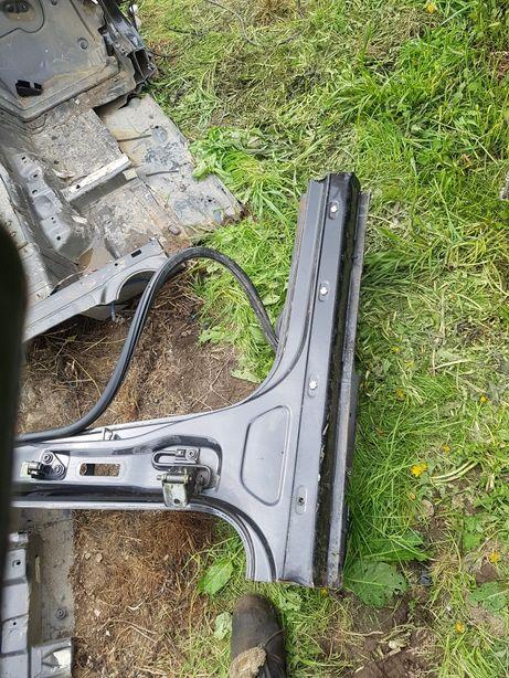 Volkswagen passat b6 słupek b próg