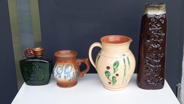 Wazon/Dzbanek/ceramika/kamionka/PRL