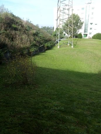 Limpeza de jardins