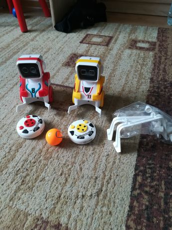 Roboty sterowane na pilot