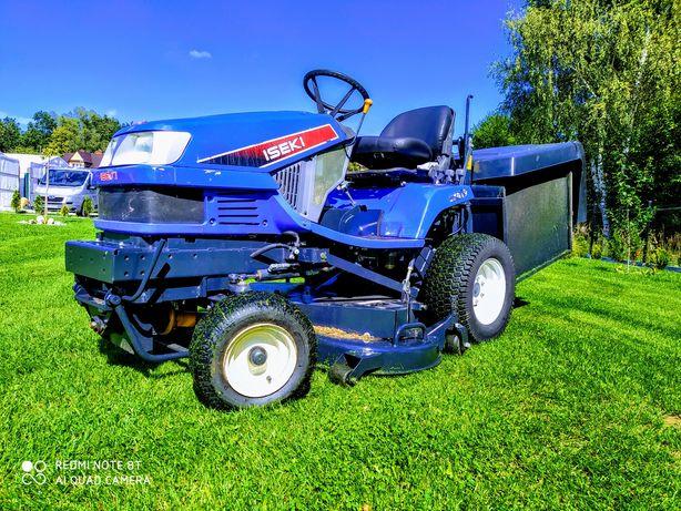 Traktorek Kosiarka ISEKI SXG 19 SUPER SPRZĘT walek PTO