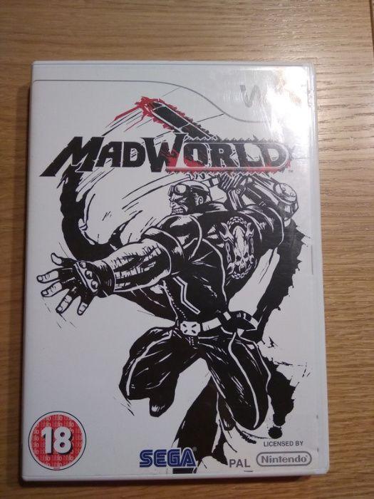 Gra Mad World, Wii Kraków - image 1
