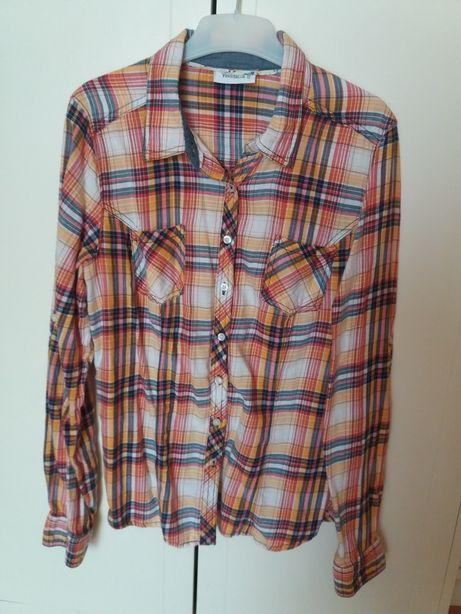Bawełniana bluzka koszulowa YESSICA rozm.40