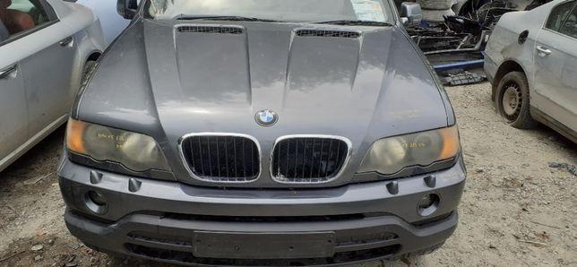ZDERZAK Przedni Przód BMW X5 E53 99r-03r 400/7