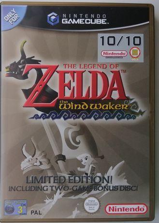 ZELDA the Wind Waker GAMECUBE Edycja limitowana IDEAŁ