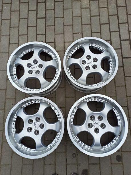"""Felgi aluminiowe 17"""" 5x112 VW Audi Seat Skoda Mercedes"""