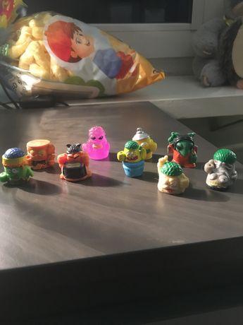 Figurki śmieciaki