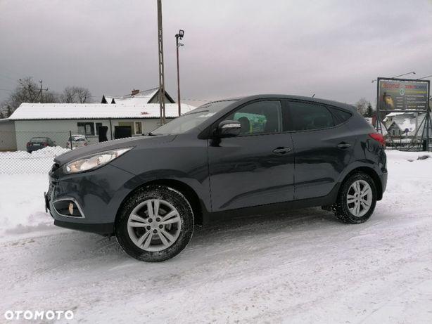 Hyundai ix35 2011r 1.7Crdi 115Km Serwis Po Opłatach 100% Oryginał Lakier i Przebieg