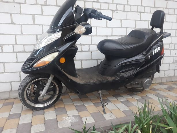 Продам скутер 150 кубовий