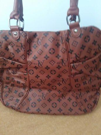 Pojemna torebka ala Louis Vuitton