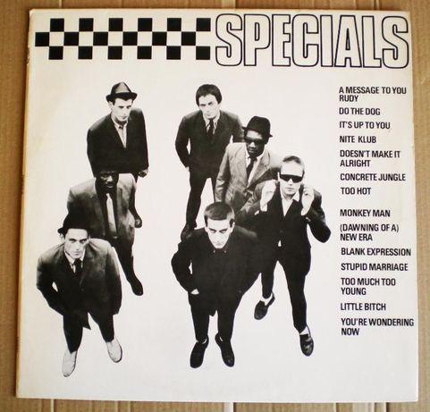 The Specials - Specials (1st Album) 1979 LP vinil